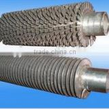 High frequency welded fin tube/steel, stainless steel spiral welded fin tube, condenser tube bearing high pressure & temprature