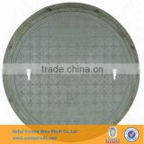 Ductile iron sewer covers/well lid/manhole cover/OEM