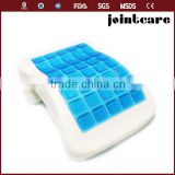 office gel pillow, gel memory foam nap pillow, soft massage cushion