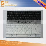 Spare Parts Laptop keyboards New for MSI U135 U160 Keyboard