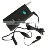 Wireless Signal Detector Radio Wave WiFi Bug Detector Camera Full-range RF Detector CC308