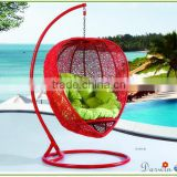 Cheap Patio Egg Wicker Rattan Hammock Swing Hanging Chair                                                                                                         Supplier's Choice