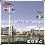 IP65 solar LED garden pillar light solar landscape lamps outdoor lighting                                                                         Quality Choice