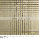 Best quality decoration panel aluminium mosaic tile MC001