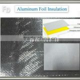 aluminium foil faced coated batt inner roof tile insulation                                                                         Quality Choice