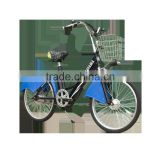 green city electric bike 24 inch with mudguard