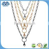 New Products 2016 Arrival Stainless Steel Oval Chain Business Company