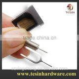 high quality sim card eject pin for iphone 5/4s/4g/3gs/3g paypal is accepted