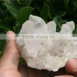 Natural Rock Clear Quartz Beautiful Crystal Cluster