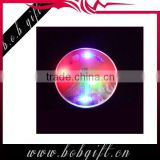 flashing badges for christmas gift/ birthday party torch pin