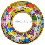 Kid Inflatable Swimming Ring Life Ring - Buy Swimming Ring Life Ring,Swimming Pool Life Buoy,Life Buoy Rings