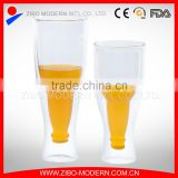 Wholesale glass beer mug/beer glass cup/350ml 450ml Beer Steins