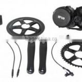 Mid powered bafang central motor kits 48V 500W BBS02 for transfering normal bicycle to electric bicycle