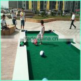 Billiard game playground snookers ball table pool soccer ball game