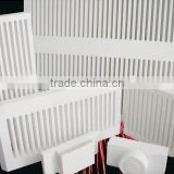 high density calcium silicate pipe board brick price
