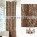 luxury curtains and drapes european style elegant window curtains chenille drapes