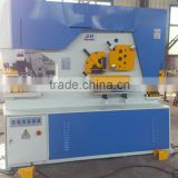 Q35Y-30 hydraulic combined punch and shear machine ironworker/hydraulic iron worker machine