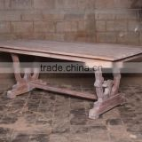 Reclaimed Teak Furniture - Dining Table 8 Seater
