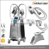 CE / FDA approved safety tummy beauty equipment spa use tuck laser cryo slimming machine for body shape