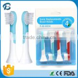 China Goods Wholesalechildren small rechargeable brush head HX6034 for rotating electric toothbrush head for kids
