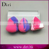 New blending color wholesale professional cosmetic beauty latex free makeup sponge puffs