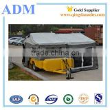 Australia outdoor galvanized camper trailer