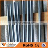 DIN975 Grade all full threaded rods Electro Galvanized Hot Dip Galvanized threaded rods stainless steel threaded rods