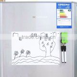 "Magnetic Whiteboard Dry Erase Sheet Magnet Writing Board for Kitchen Fridge Notes 17"" x 11"" 17 by 12 inch"