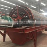 Sand Gravel Trommel Screen Drum Sieve Sand Trommel Screen