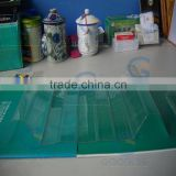 good heat plastic sheet pc corrugated transparent roofing sheet for commercial greenhouses