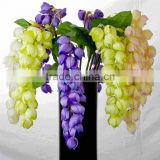 SJ10131109 Artificial flower craft/ Decorative fake bell flowers/artificial flower making