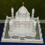 Company Business Corporate Gifts Marble Taj Mahal Replica, Business Promotional Items Marble Taj Mahal Replica
