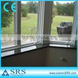 Interior granite window sills