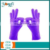 Bakery Gloves Top-Quality Silicone Custom Batting Gloves
