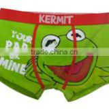 New design boys cartoon teen boys boxer underwear cool boxer underwear shorts mens boxer