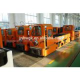 underground CTY mining electric locomotive