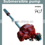 Submersible water pump manufacture