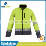 Good quality sell well wninter high visible reflective safety jacket
