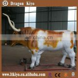 Animatronic Cow Life Size Animal Replica