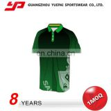 Factory Supply Elastic Bangladesh Cricket Jersey
