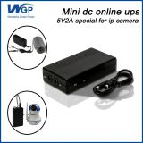 Mini ups applications portable dvd player battery backup black micro monitor ups 5V for printer device