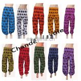 Alibaba Indian Harem Pants Yoga Trousers Women Ali Baba Gypsy Hippie Fashion Aladdin gypsy yoga pant Trousers for wholesale