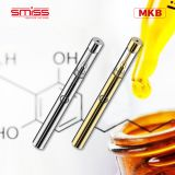 SMISS High Sale Original Manufacturer 510 Thread Vaporizer Cartridge Empty For CBD Oil Atomizer Glass Tank Vape Pen