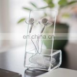 Custom Acrylic Headset Display Stand/ear headphone holder