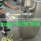 Snack Ice Cream Cone Bulking Puffed Corn Stick Making Machine ice cream puffing machine