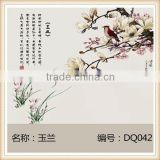 2015 New Polished Tiles For Home TV Background Wall Tiles Art DIY 60 x 60cm Chinese Traditional Landscape Painting Tiles