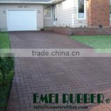 Rubber Garage Floor Tile