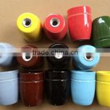 colorful ceramic e27 lamp holder