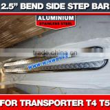 RUNNING BOARD FOR VW TRANSPORTER T4 T5 LWB