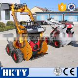 New arrival! Customized mini skid loaders mini skid wheel loader for sale, China best price quality mini loaders